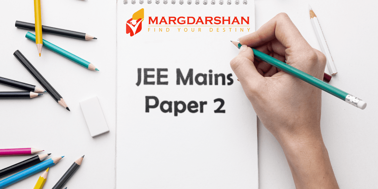 JEE Mains paper 2