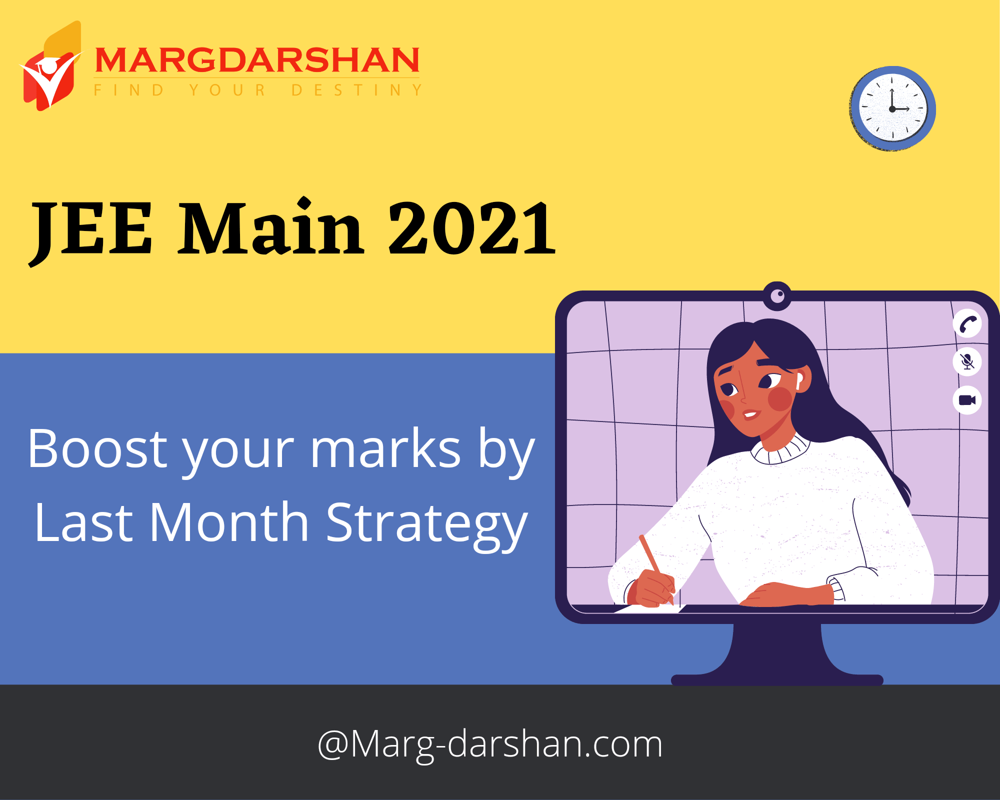 Boost your percentile for JEE Mains 2021